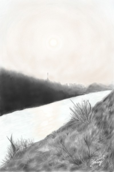 river | youngberry | Digital Drawing | PENUP