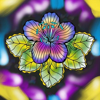 Coloring Digital Drawing | kyle | PENUP
