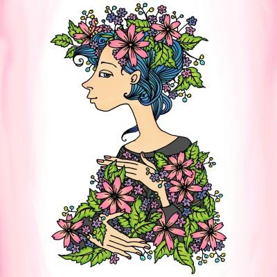 Coloring Digital Drawing | sangiet | PENUP