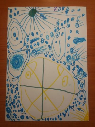 space  | David25 | Digital Drawing | PENUP