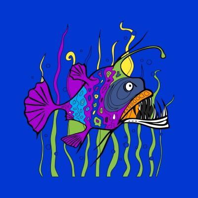el pez | xabi2020 | Digital Drawing | PENUP
