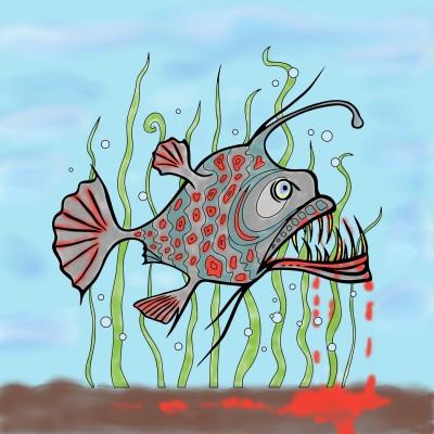 fishcx | Cerkox | Digital Drawing | PENUP