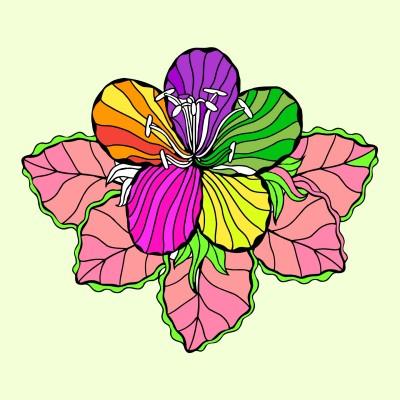Coloring Digital Drawing | samegirls | PENUP