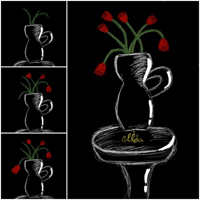 Plant Digital Drawing | aida | PENUP