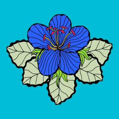 Coloring Digital Drawing | Gizzle | PENUP