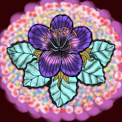 Coloring Digital Drawing | lek | PENUP