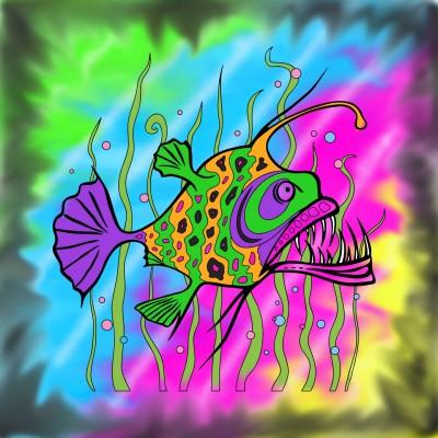 80s  | dark | Digital Drawing | PENUP