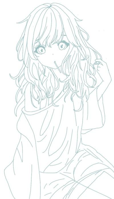 UwU W.I.P | Luna_MistArtz | Digital Drawing | PENUP
