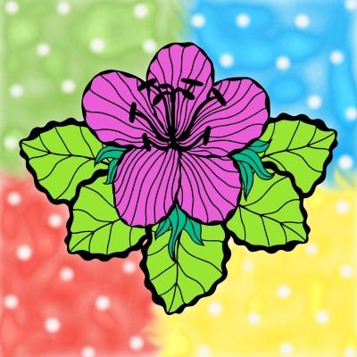 Coloring Digital Drawing | Hanili | PENUP