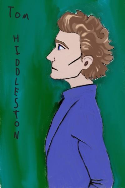 Tom Hiddleston(loki) | YeetScreet | Digital Drawing | PENUP
