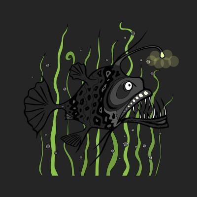 Lantern Fish | Trish | Digital Drawing | PENUP