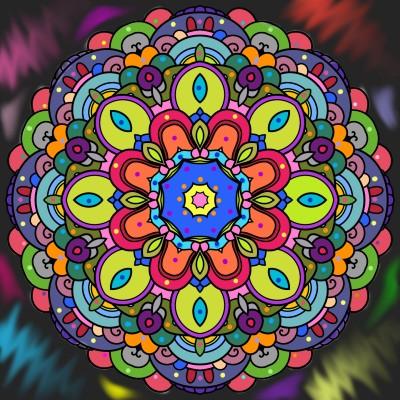 Coloring Digital Drawing | Francesca1982 | PENUP