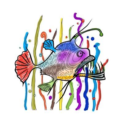 movement control order fish | karthik | Digital Drawing | PENUP