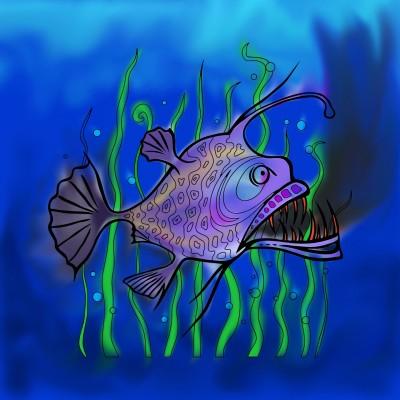 Coloring Digital Drawing | zed | PENUP