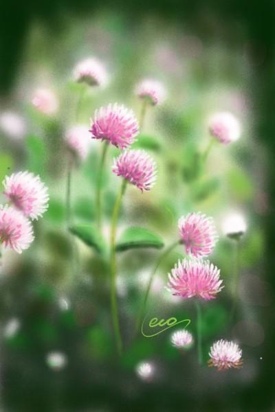 Plant Digital Drawing | eco | PENUP