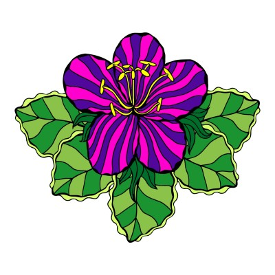 Coloring Digital Drawing | Kayla.21 | PENUP