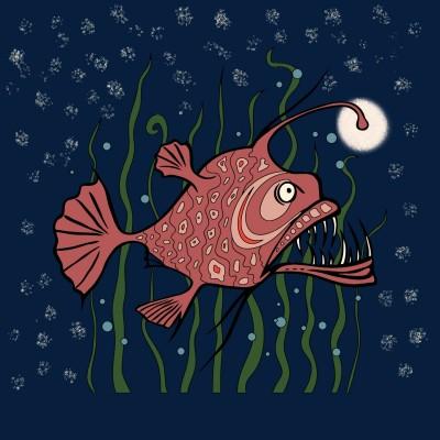 Wild fish | FaisalAbbas911 | Digital Drawing | PENUP