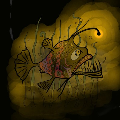 fish | Piero | Digital Drawing | PENUP