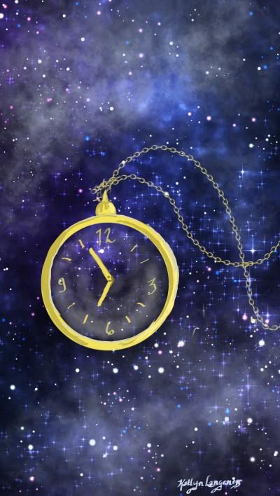 Timekeeper | _Katlyn_L | Digital Drawing | PENUP