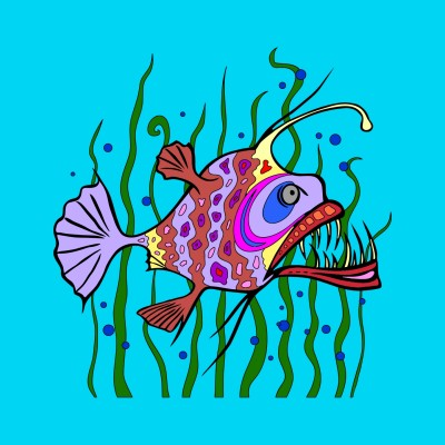 fish | ehsan27ali | Digital Drawing | PENUP