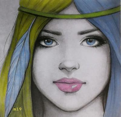 PENUP Digital Drawing | moris19. | PENUP