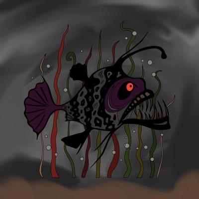 deep sea | Chris | Digital Drawing | PENUP