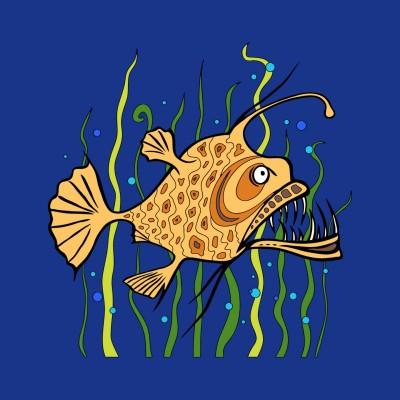 Fish | Giorgia | Digital Drawing | PENUP