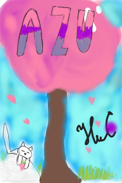 azu | -Minty_BunBunH- | Digital Drawing | PENUP