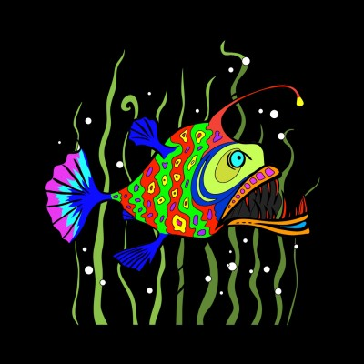 Fish | Ropega | Digital Drawing | PENUP