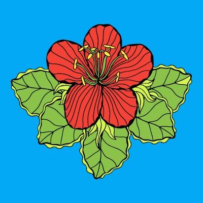 mi rosa  | noemy | Digital Drawing | PENUP