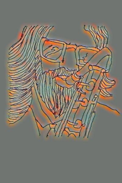 Saxo | richard | Digital Drawing | PENUP
