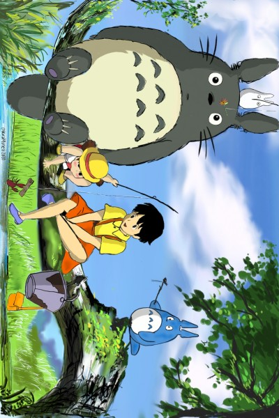 Totoro | attractive1994 | Digital Drawing | PENUP