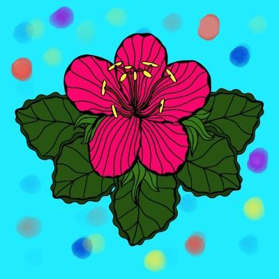 Coloring Digital Drawing | Sonu | PENUP