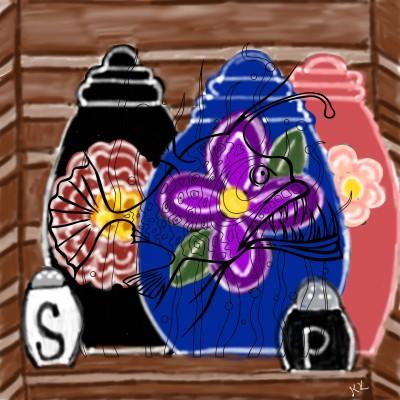 my pantry | kajunlynn | Digital Drawing | PENUP