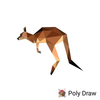 Kangaroo | Gaycouple | Digital Drawing | PENUP
