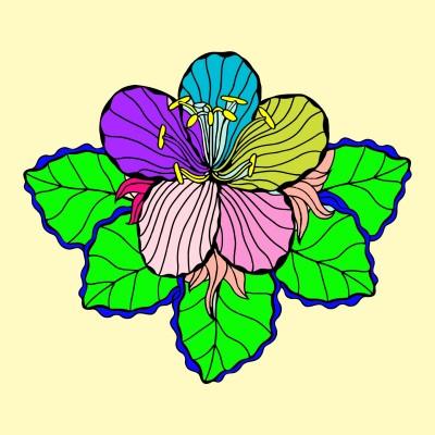 이쁜꽃 | loveyou | Digital Drawing | PENUP