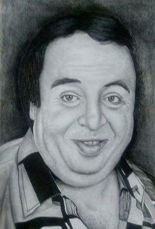 يونس شلبي | Amr.Abdelhakeem | Digital Drawing | PENUP