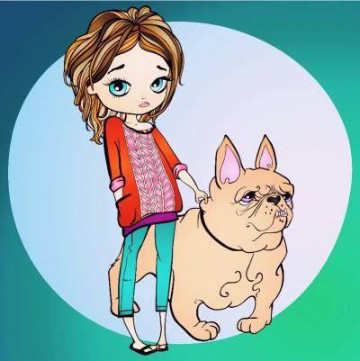 pitbull  | noisycotton | Digital Drawing | PENUP
