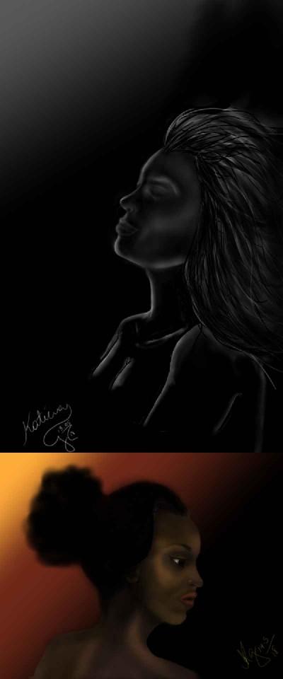 Mulheres | Katicia | Digital Drawing | PENUP