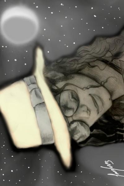 Michael Jackson | cesar | Digital Drawing | PENUP