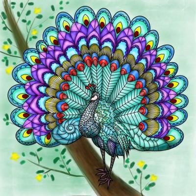 Coloring Digital Drawing | sooa | PENUP