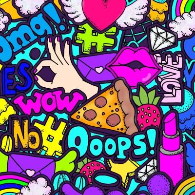 Coloring Digital Drawing | Annette | PENUP