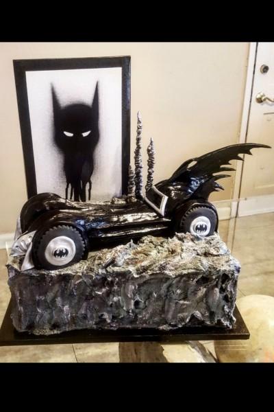 batmobile cake | Rebecca | Digital Drawing | PENUP