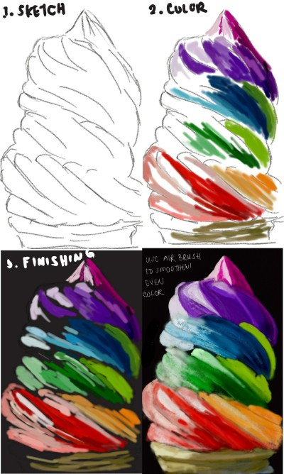 It takes time to draw | Choloaldon | Digital Drawing | PENUP