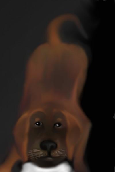 dog | val | Digital Drawing | PENUP