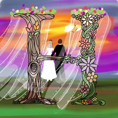 wedding.. | mjyoo | Digital Drawing | PENUP