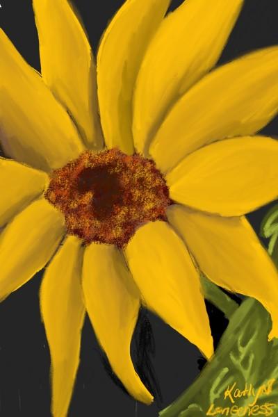 Yellow Like the Sun   _Katlyn_L   Digital Drawing   PENUP
