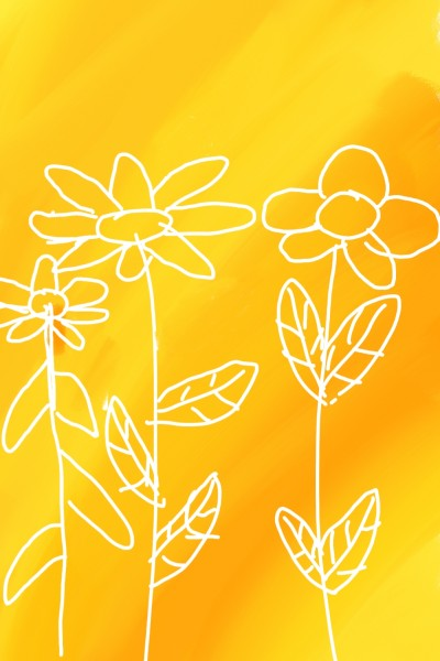 Plant Digital Drawing | min | PENUP