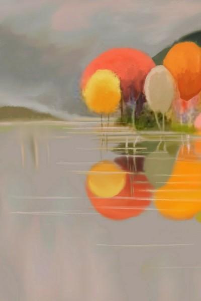 Río gris | IJF | Digital Drawing | PENUP