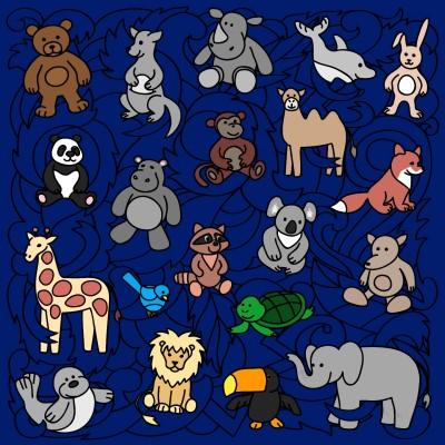 Children's Animals | Trish | Digital Drawing | PENUP
